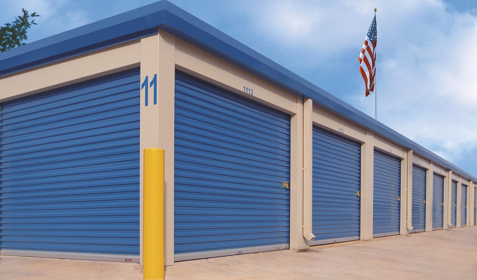 Mini Storage Doors