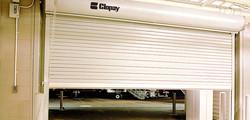 Clopay rolling steel door