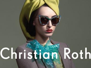 Nieuw: hip label Christian Roth bij Hoet Optiek