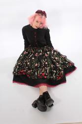 'Gothic Lolita' Final Look