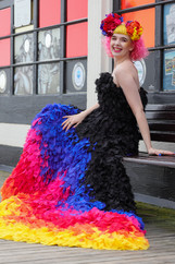 'Oracle of Mystical Moments' Final Gown