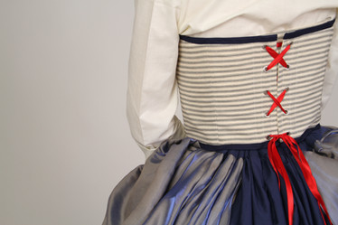 'The Recruiting Officer' Costume