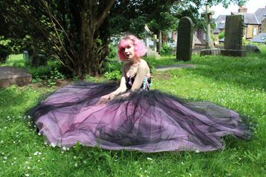 'Gothic Romance' Look 2