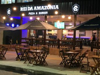 Clube do Remo  inaugura o Rei da Amazônia Pizza & Burger