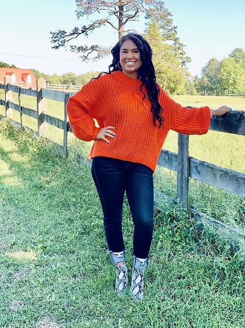 The Bibiana Sweater