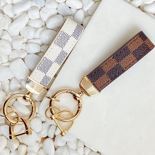 City Chic Luxe Keychain