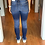 Thumbnail: B. High Rise Ankle Skinny Jeans