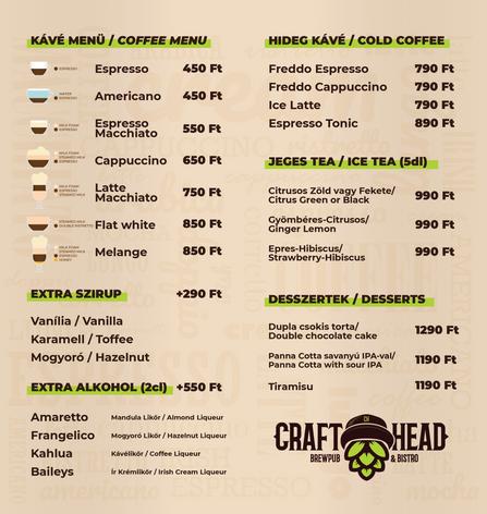 Craft Head kávélap3
