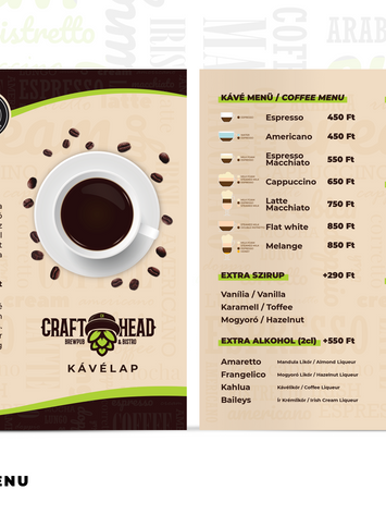 Craft Head kávélap2