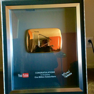 1 Million YouTube Subscribers
