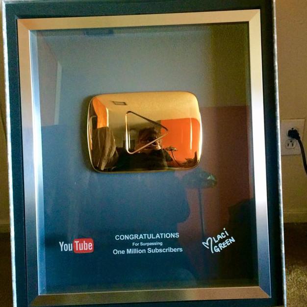 1 Million YouTube Subscribers