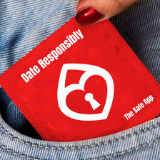 #DateResponsibly with The SAFE App
