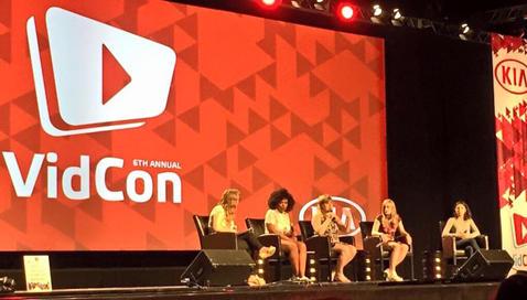 VidCon USA
