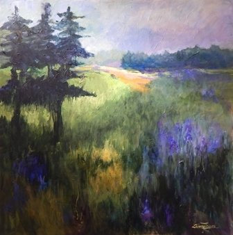 California Dreaming by Donna Fayad