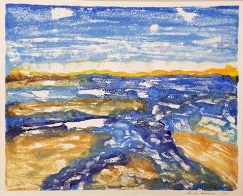Low Tide by Randi Isaacson