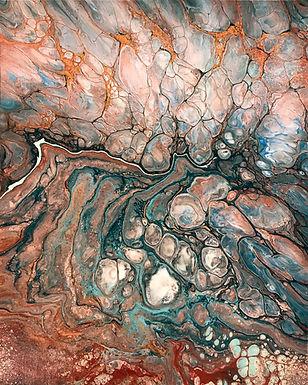 Desert Island #2 by Jane Yates