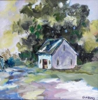 Country Road by Gail Eckberg