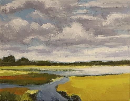 Landscape #10 by Bob Collins