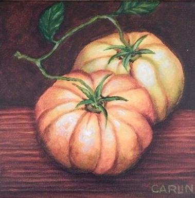 Tomato by Sue Carlin