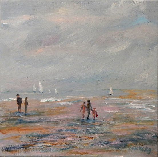 Soupy Sails  by Gail Eckberg