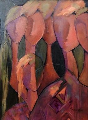 """""""Tribe"""" by Deborah Holt"""