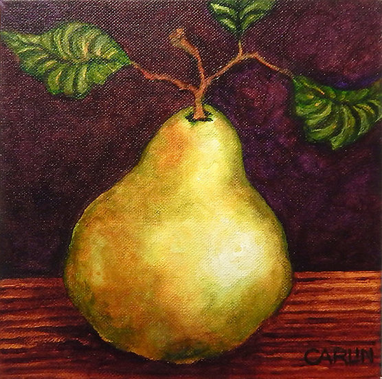 Pear by Sue Carlin