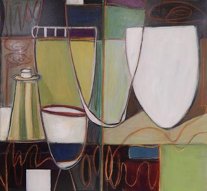 Strung Together by Carolyn Kiefer