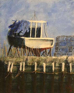 High Dry Dock by Donald Gotz