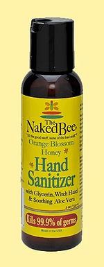 Naked Bee 2oz Hand Sanitizer