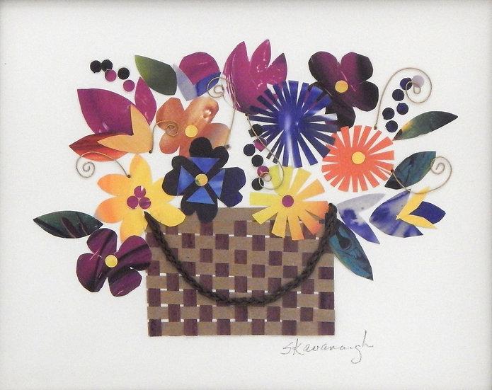 Basket of Sunshine by Sandra Kavanaugh