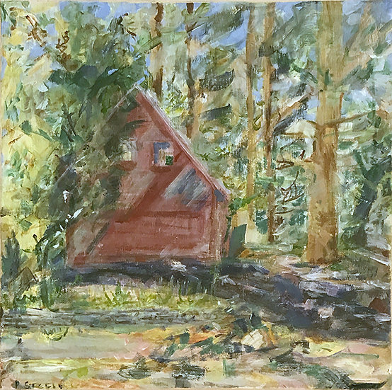 20.  Red Barn, Standish ME