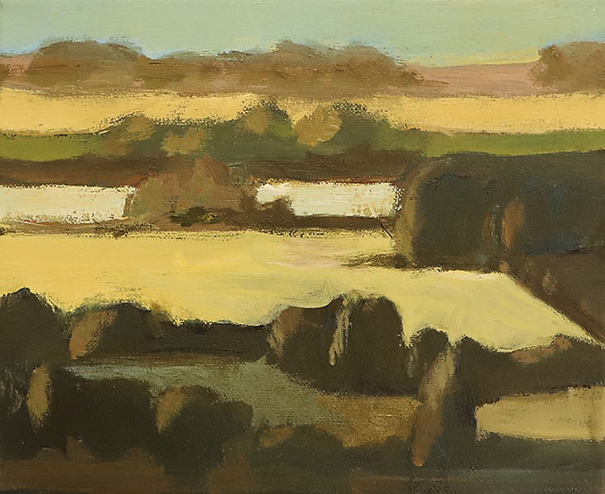 Landscape #12 by Bob Collins