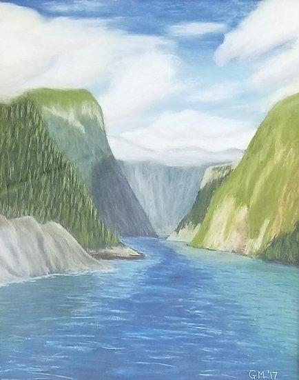 Milford Sound by Greg Michel