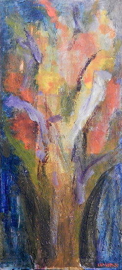 Flowers in Vase by Lois Novotny
