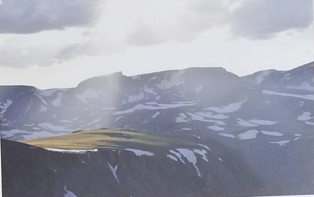Beartooth Hwy, MT by Aidan Reinhold