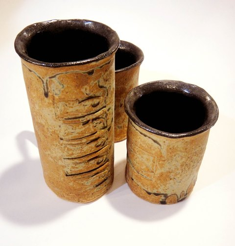 Hand Crafted Mugs