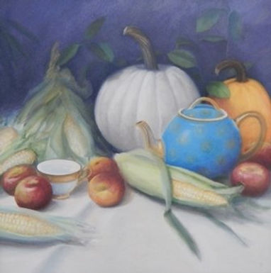 Harvest Time by Tatiana Roulin