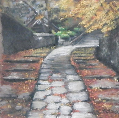 Fall by Cindy Plutnicki