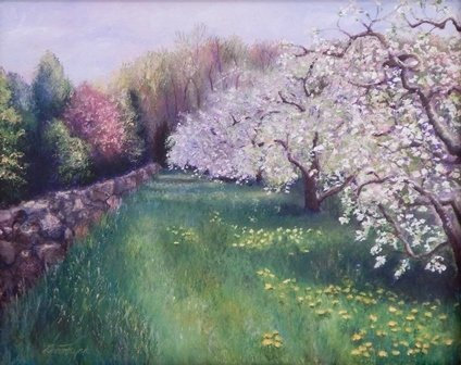 Stow Spring (Honey Pot) by Donna Fayad