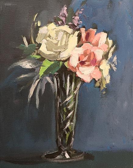 Floral #7  by Bob Collins