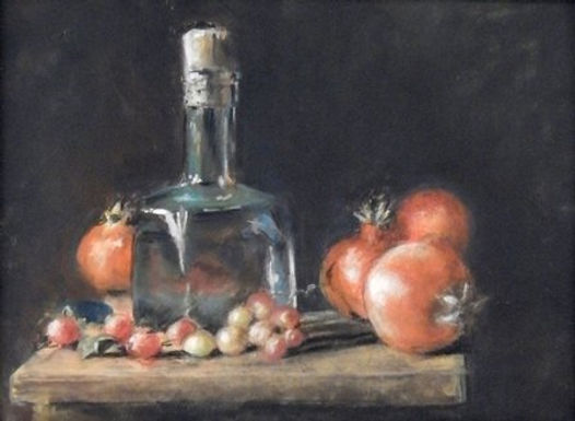 HONORABLE MENTION Still Life #2 by Ralph Caputo