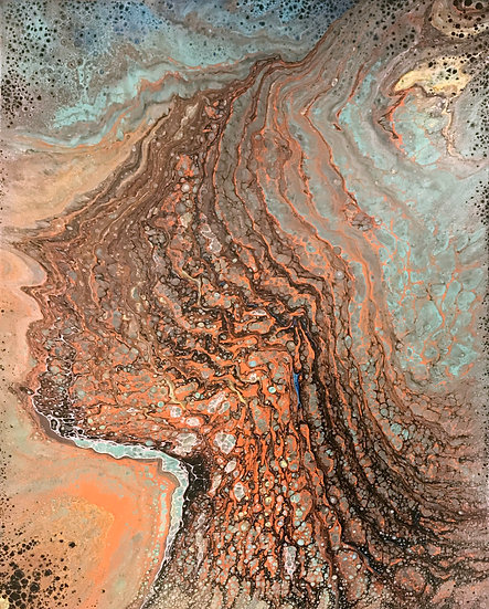 Elevation #1 by Jane Yates