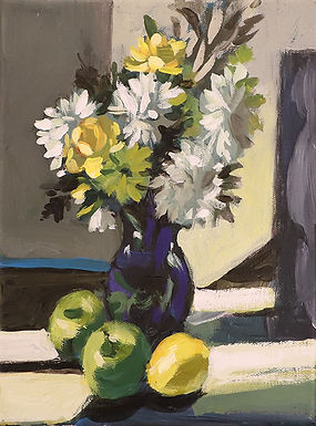 Floral #3 by Bob Collins