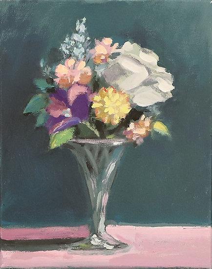 Floral #6  by Bob Collins