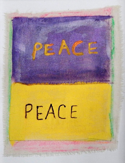 Peace is a Choice by Debra Cassidy