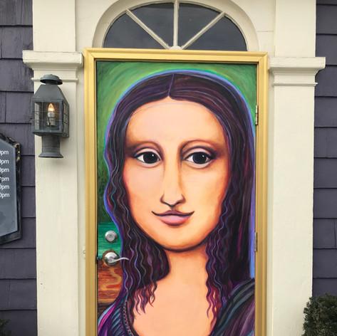Mona Lisa by Sue Carlin