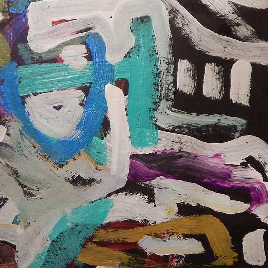 Abstract 1 by Jessica Meuse