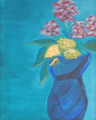 Flower Power by Debra Cassidy