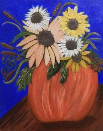 Autumn's Bounty by Kristin Wilkinson