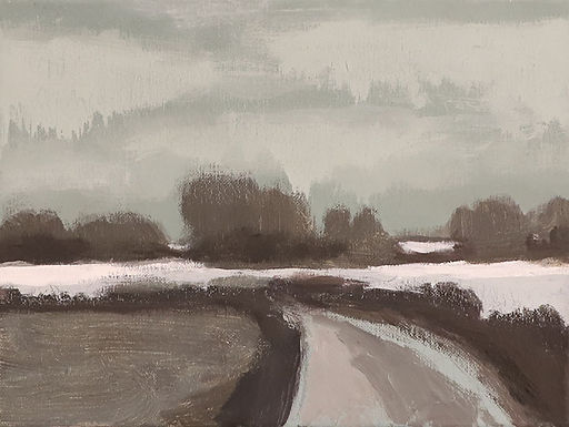 Landscape #14 by Bob Collins